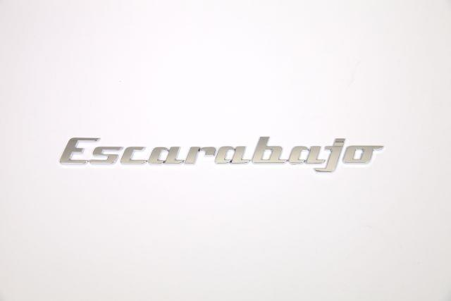 Diagram Decklid Nickname Inscription - Escarabajo - Chrome (5C0071801L) for your Volkswagen Beetle